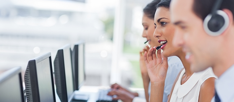 Services-Contact Center Operations