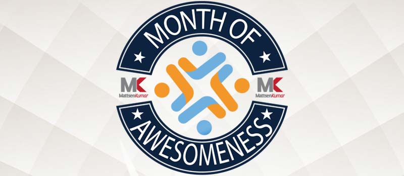 month-of-awesomeness