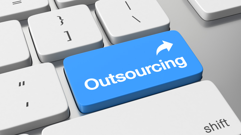 E-commerce outsourcing