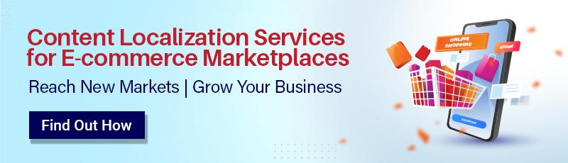 Content Localization Services for E-commerce Marketplaces